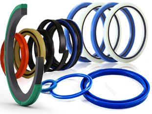 Hydraulic Seals, Cylinders, Pumps - Online ordering